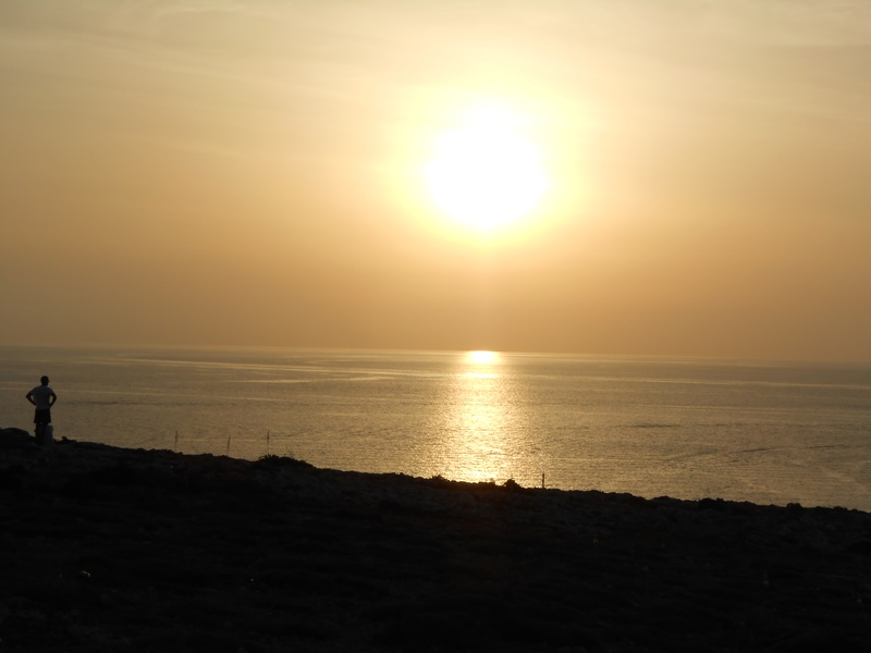 Golden bay...golden sun