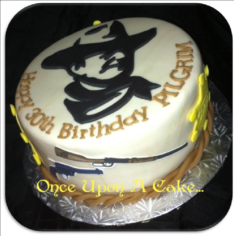 Birthday Cakes Fondant