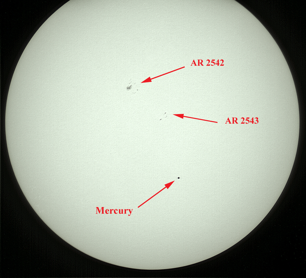 Mercury Transit Annotated (May 2016)