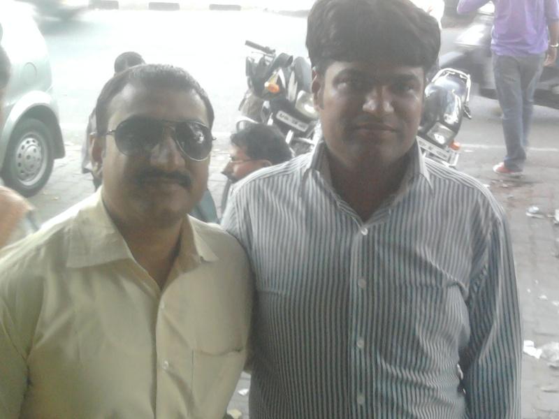 My Friends Lokesh and Sunil