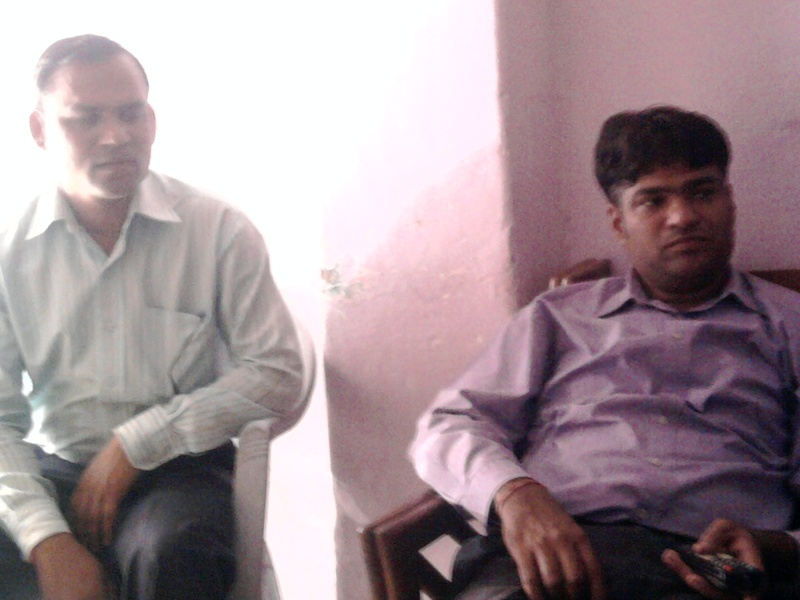 Ajay and Sunil