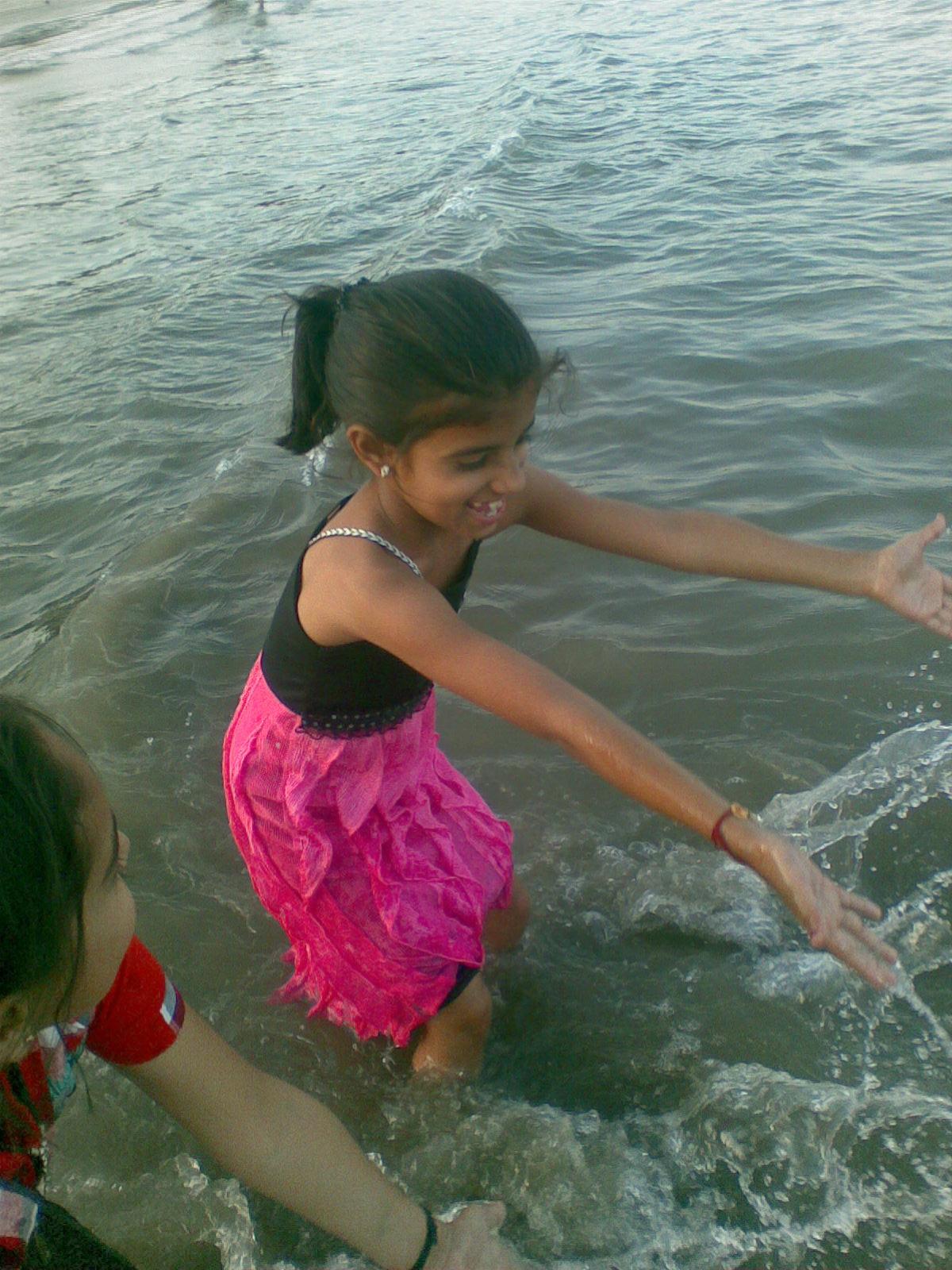 My Niece Ritika