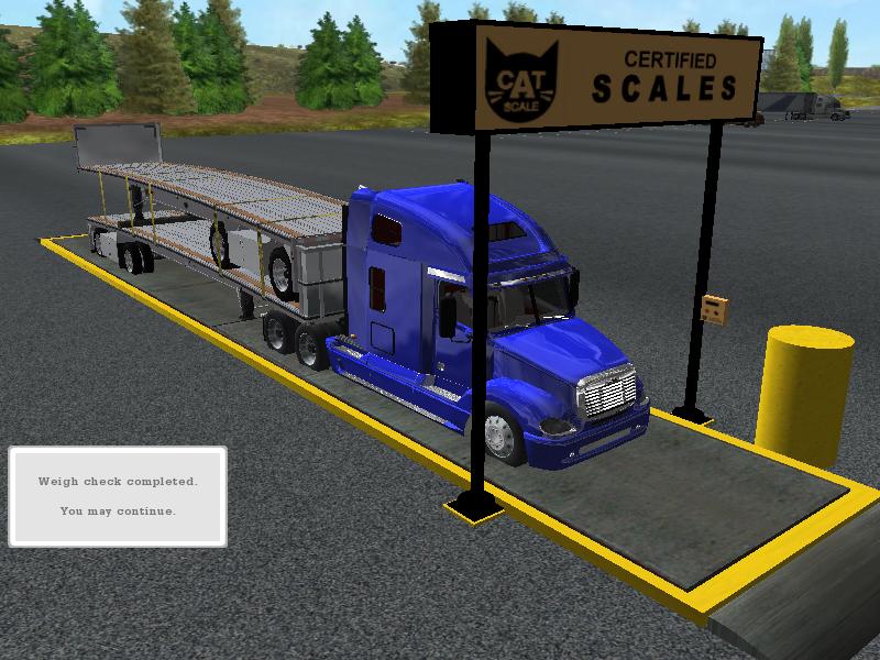 Freightliner Trucks - 18 Wheels Of Steel Haulin