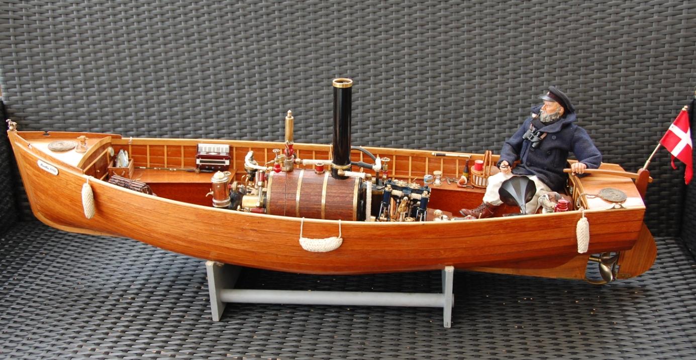 Hydroplane boat kits wood