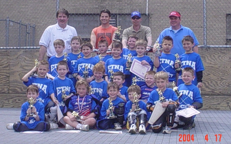 Spring 2004 Champs - Blue Team