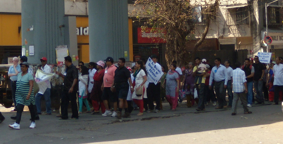 A long March of Active Participants