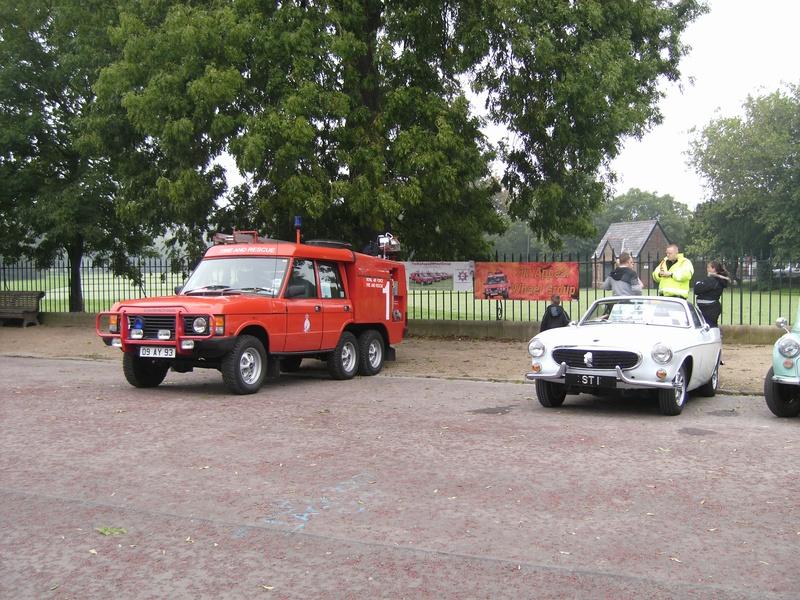 TACR2 & 'Saint' Volvo