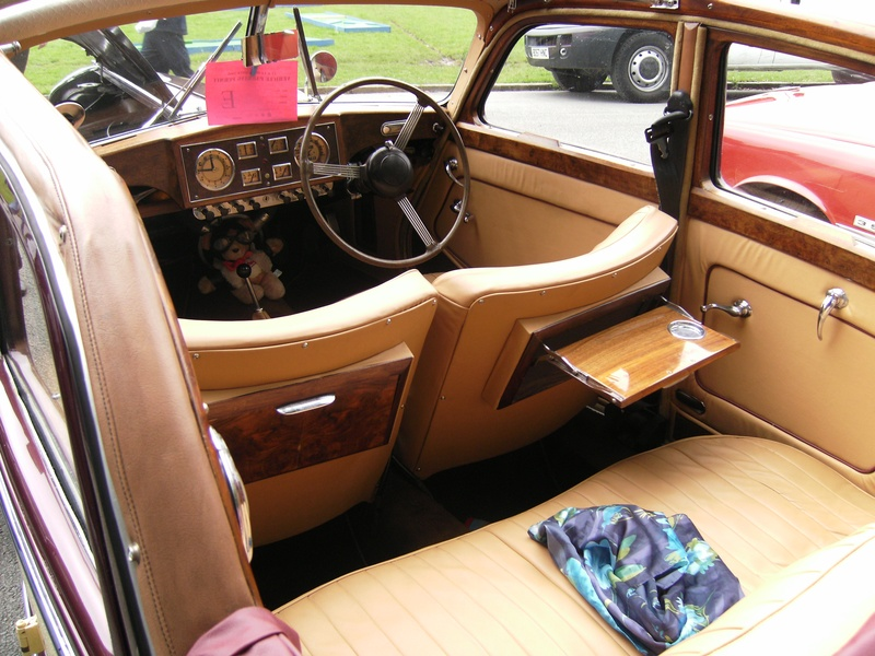 Never see this type of interior much now?