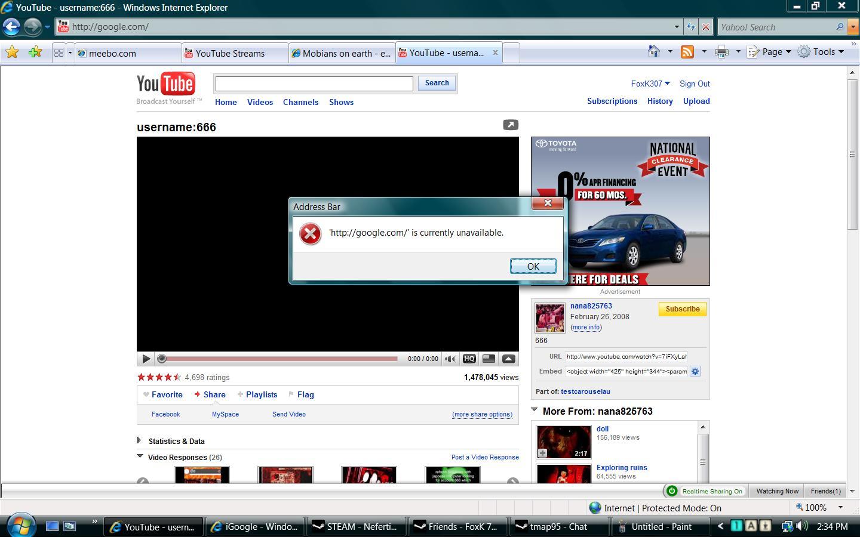 USERNAME 666 video glitch   NOT FAKE    Username 666