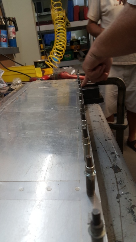 RV9 aileron