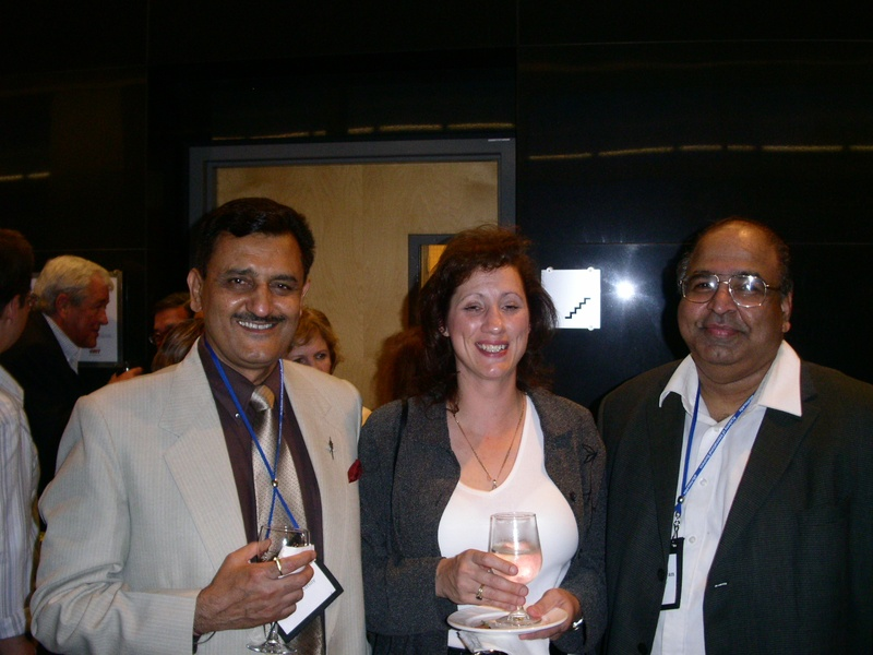 Academy of International Business Meeting, Quebec, 2005