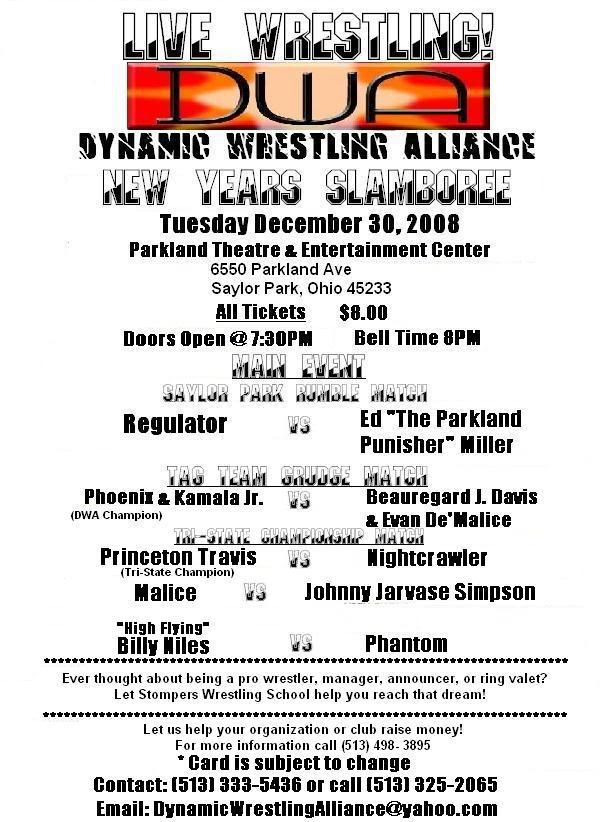 December 30, 2008