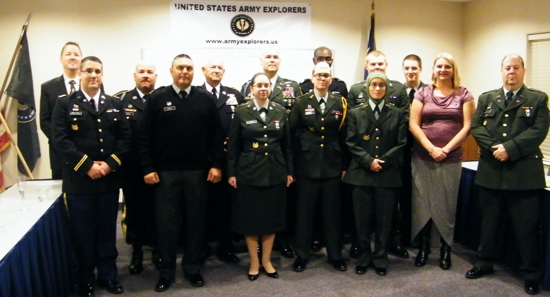 Some of our Officers and NCO's