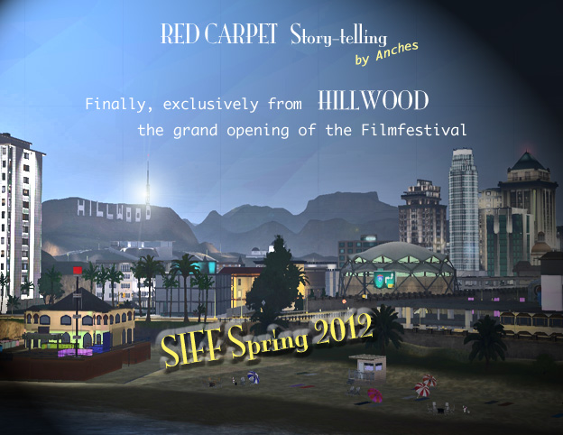 RED CARPET Story-telling SIFF Spring 2012 by Anches