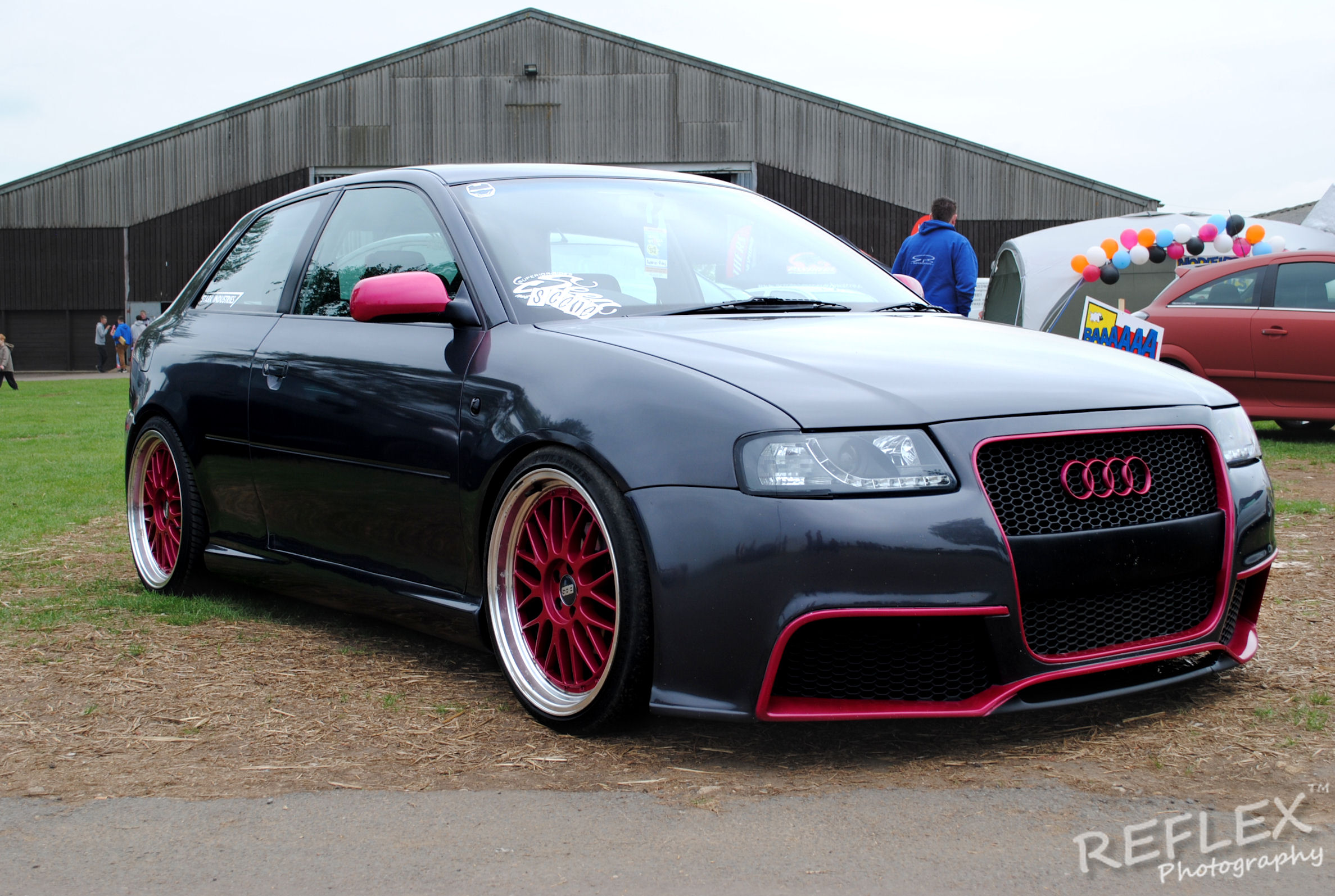 Hottest Audi i've ever seen !!