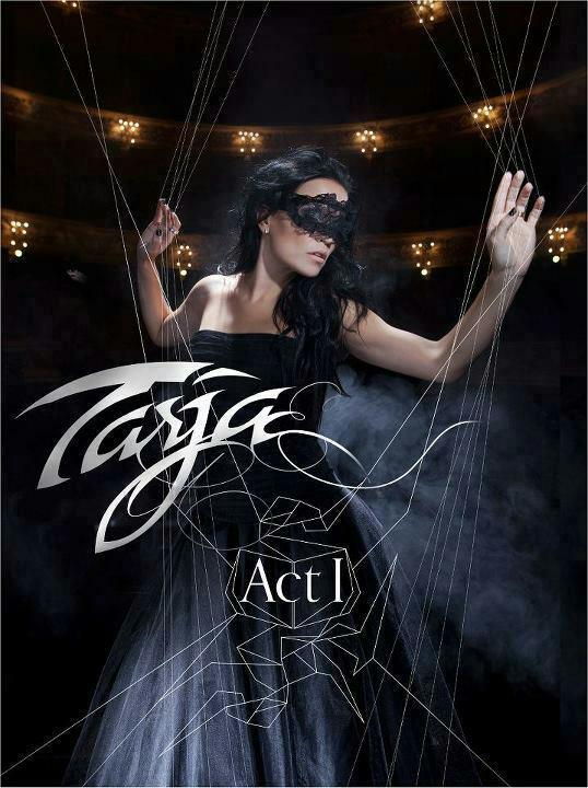 Act I (Blu-ray cover)