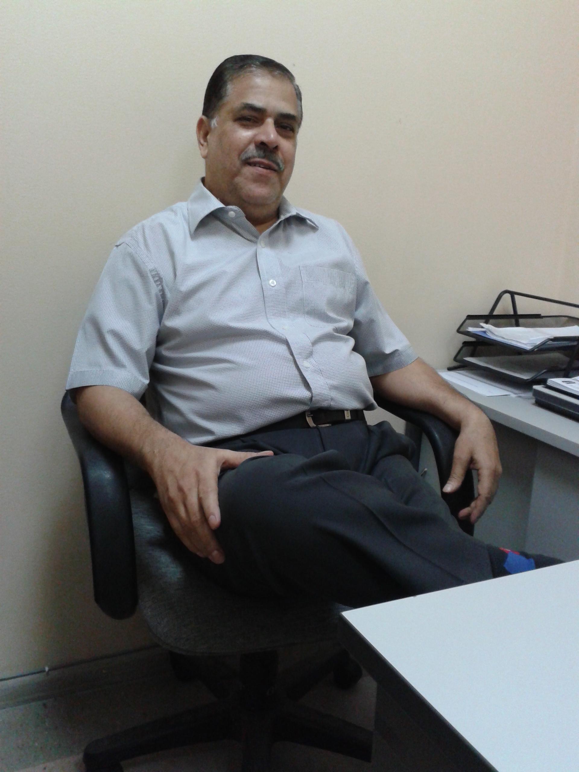 In Salama Hospital, Al Khobar, Saudi Arabia