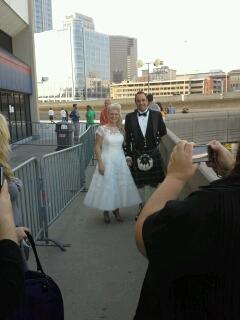 TJ & Emily Pritchett Wedding