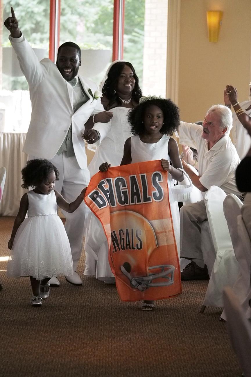 Walker- Stevens Wedding