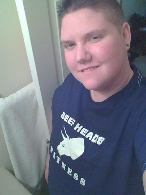 Dawson is a Beef Head!