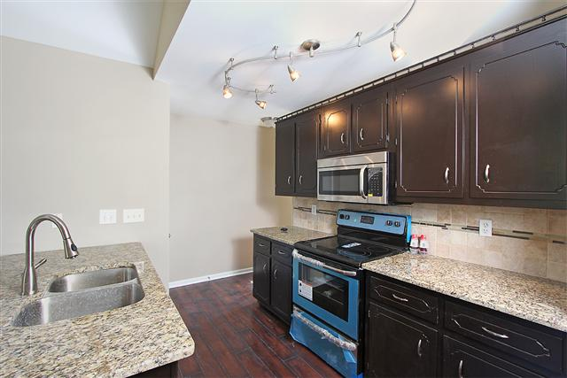 The Kitchen Has Been Upgraded, With Granite Countertops And Brand New  Appliances Including Dishwasher, Stove, Refrigerator And Microwave.
