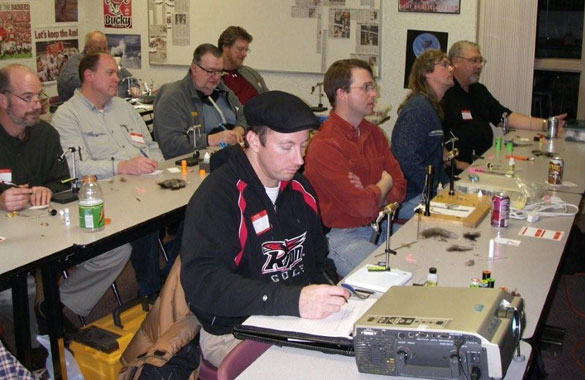 Master's Fly Tying Class