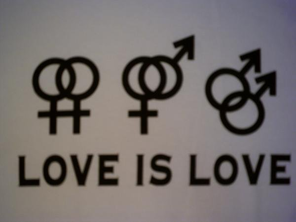 love is love, bi, straight, or gay