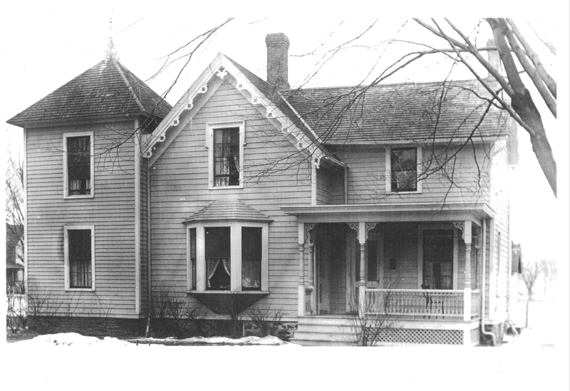 Original superintendent's house -- now located at 11 Sands Street