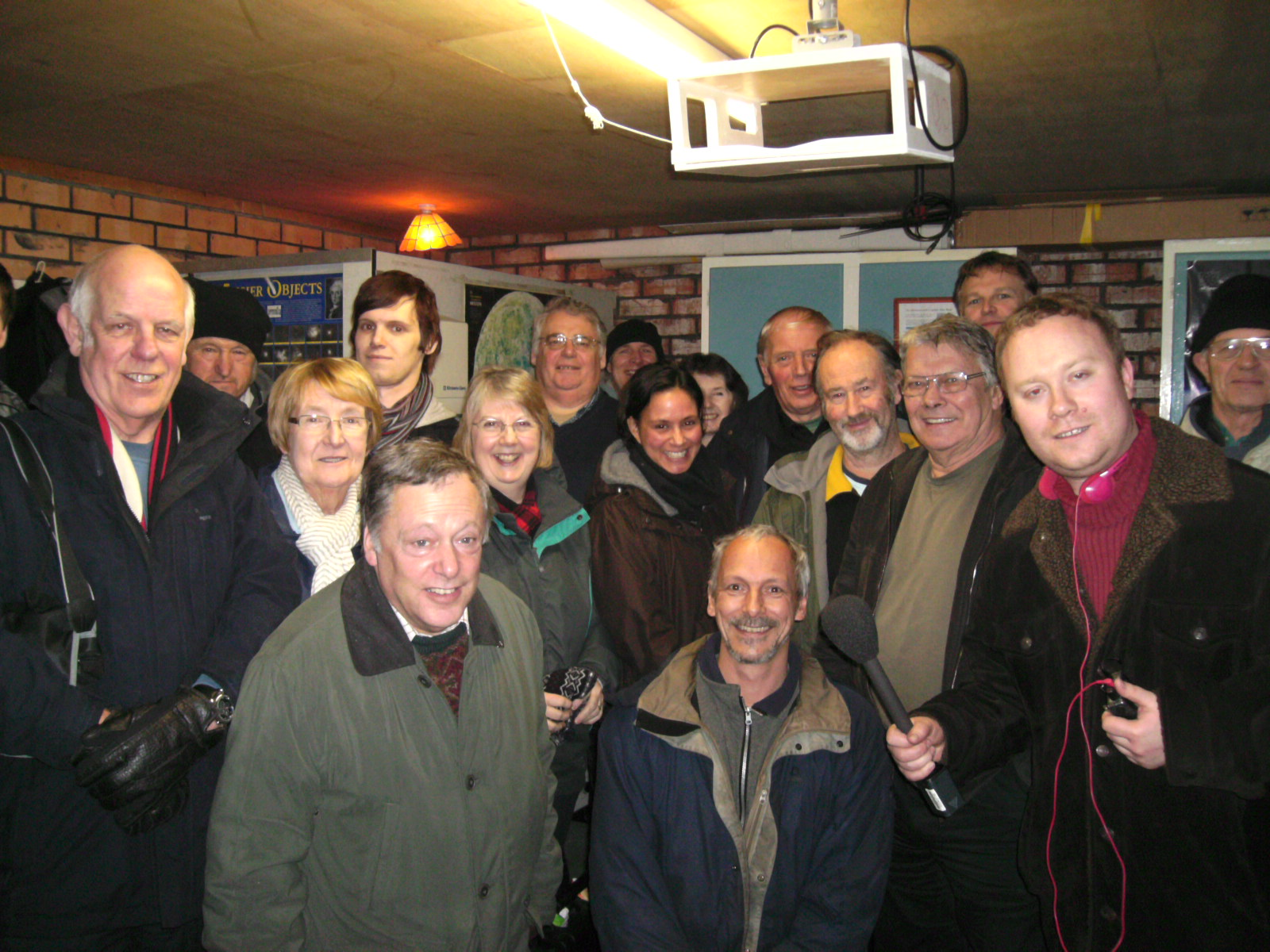 Radio Humberside visits to BLAS