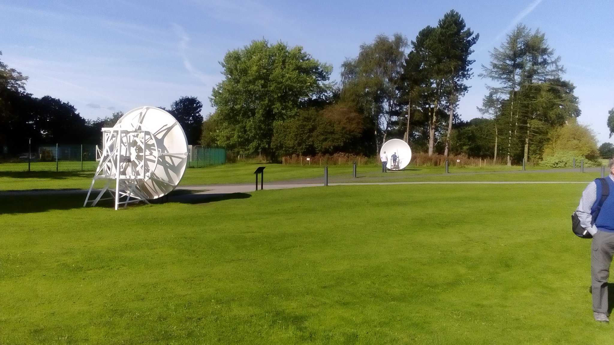 Sound radars