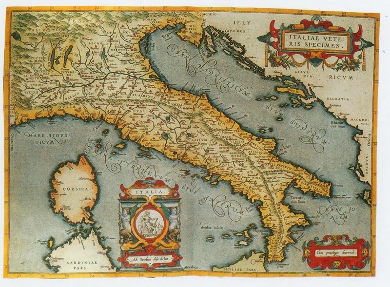 ANCIENT ITALY - Vampire High