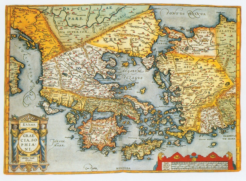 The Ancient Greek World Vampire High