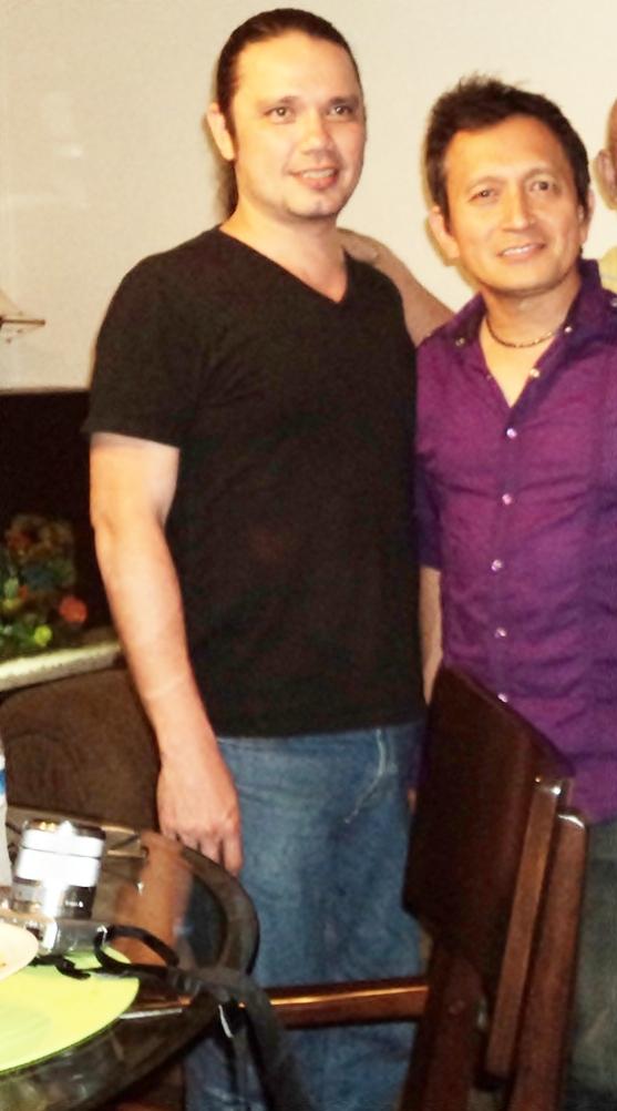 Paul & Norman