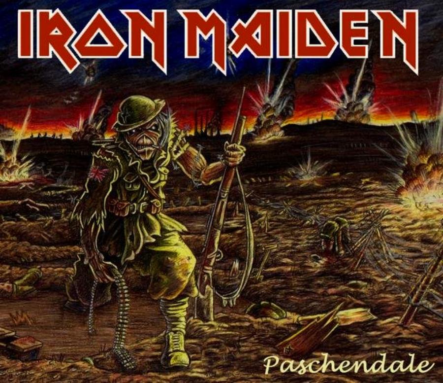 Iron maiden the longest day