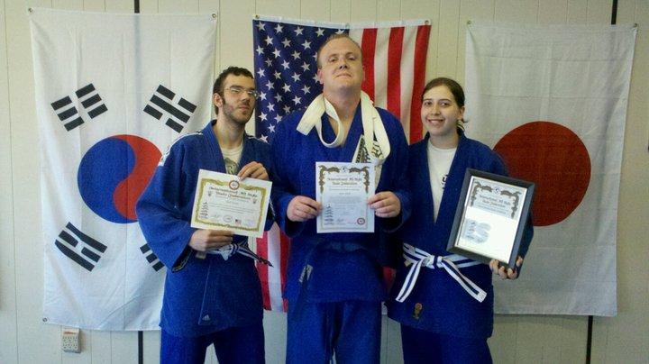 Our Jiu-jitsu test