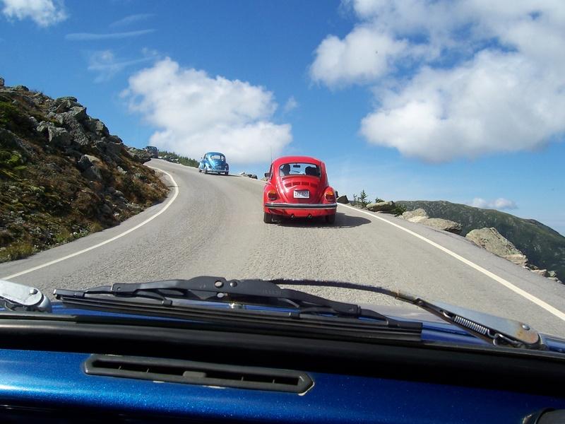 Mt. Washington Auto Road 2015