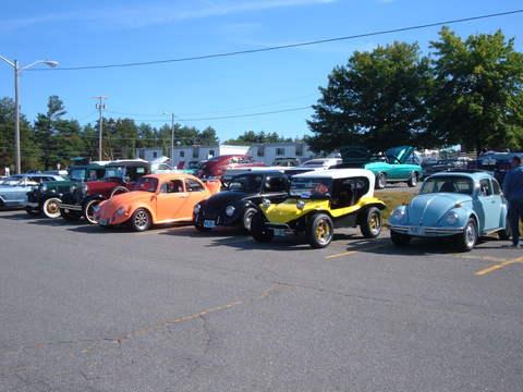 Salem NH car show