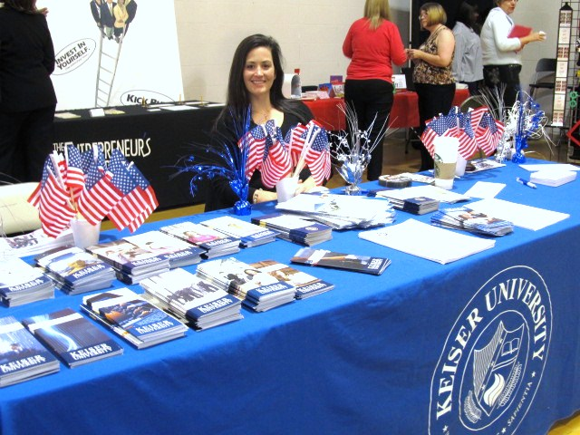 "WINTER HAVEN VETERAN'S "" INFO ~ EXPO"""