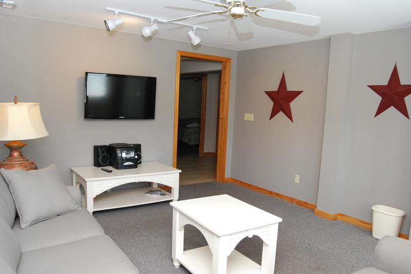 Family Room on Ground Floor