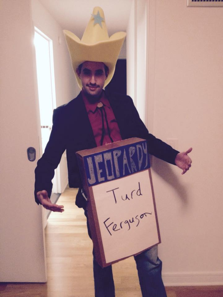 Turd Ferguson, It's a funny name.