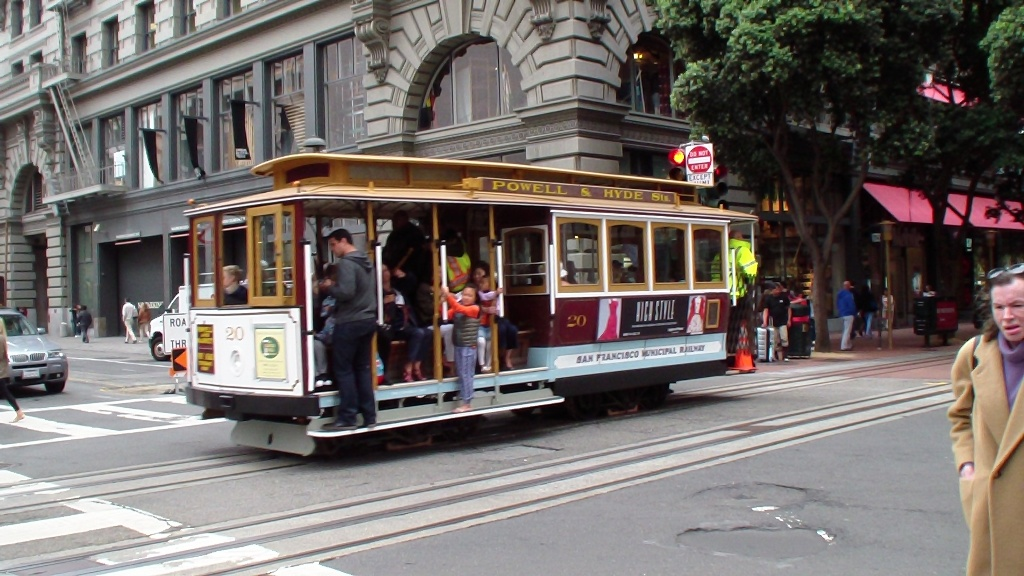 Powell & Hyde Cable Car