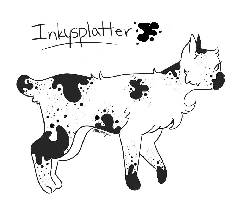 Inky Character Sheet