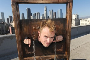 Curtis Lovell - escape artist