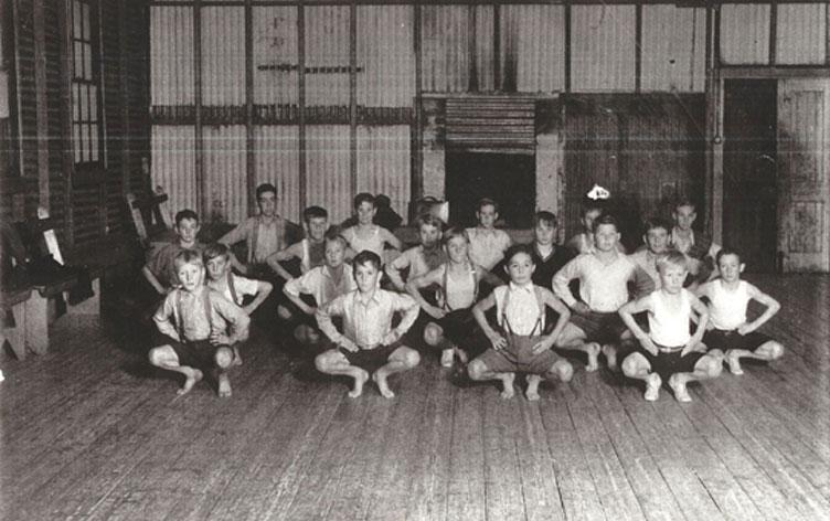 Westlake Hall 1930s