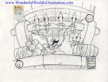 Tony storyboard