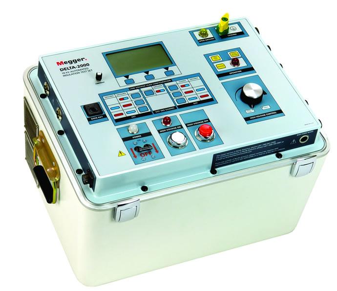 DELTA-10 KV Insullation test set
