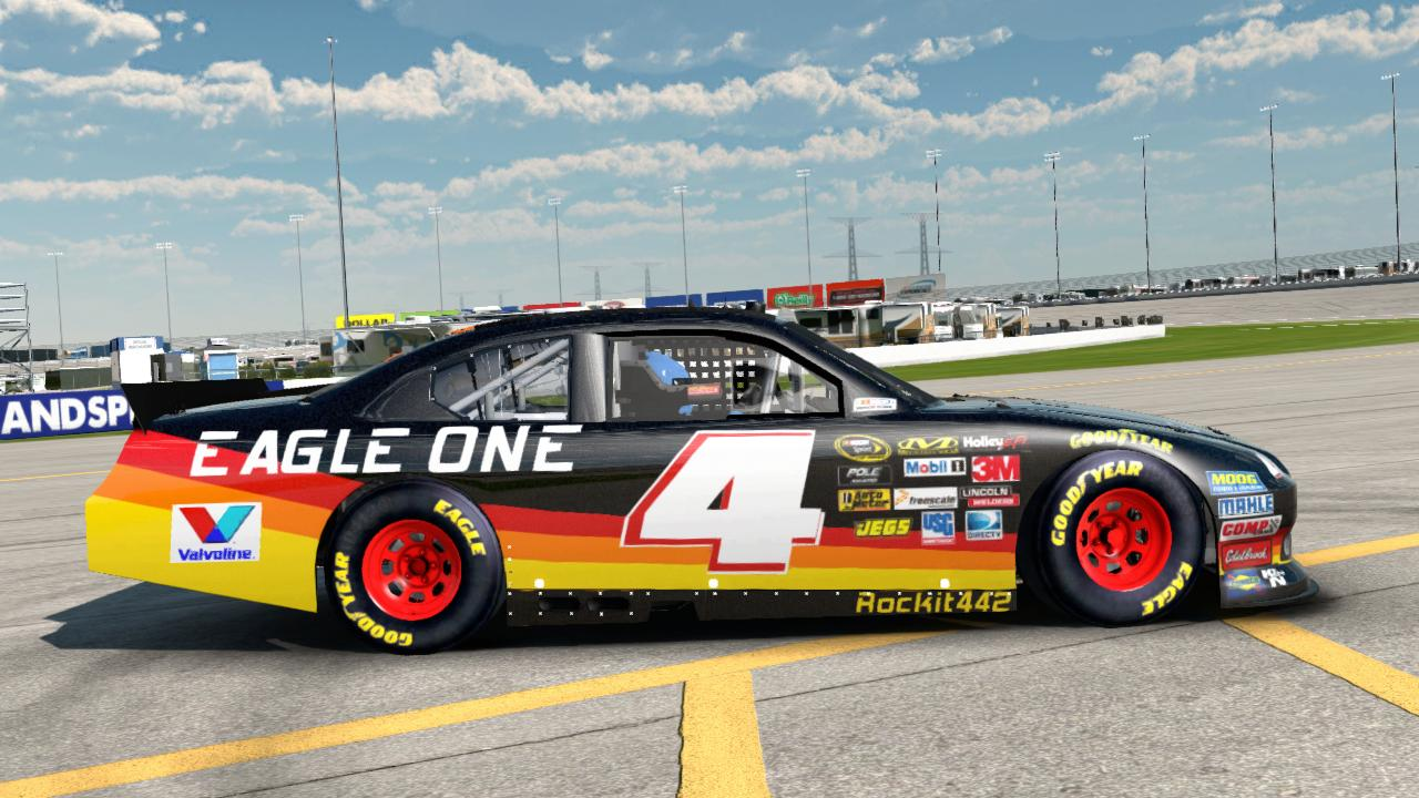Rockit's Eagle One/Valvoline Car