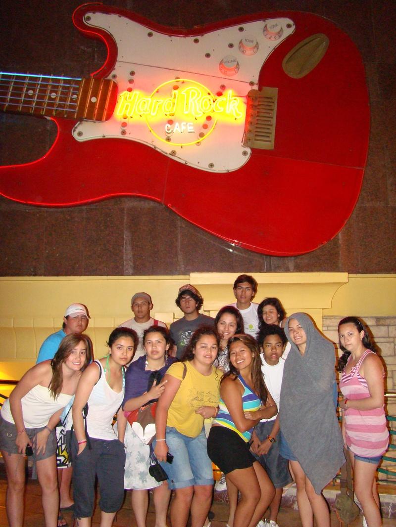Hard Rock Cafe Cairo