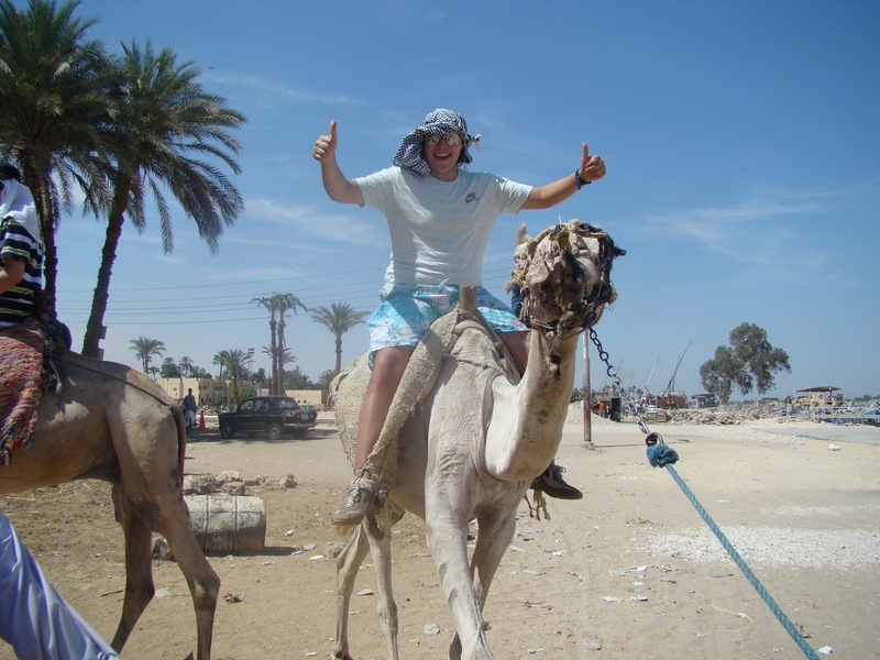 Cabalgata de Camellos