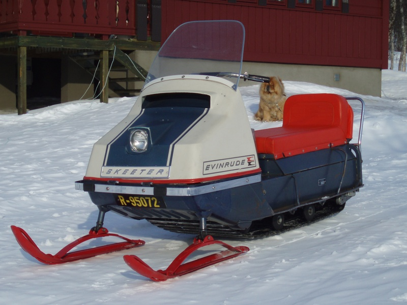 Remarkable Vintage evinrude snowmobiles for sale something